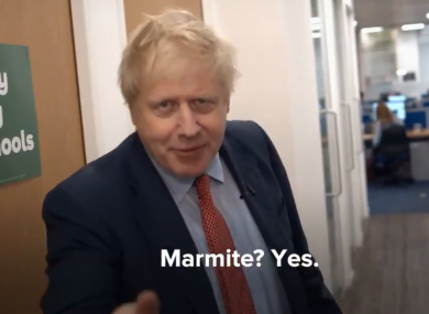 Boris Johnson revealed this week he is pro-marmite, but what will people make of him.