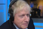 Boris Johnson on BBC Radio 5 this morning.
