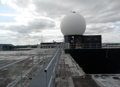 The Shannon Airport Rainfall Radar
