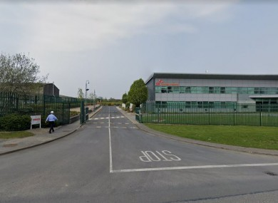 SK Biotek Ireland ltd on Watery Ln, Swords, Co Dublin.