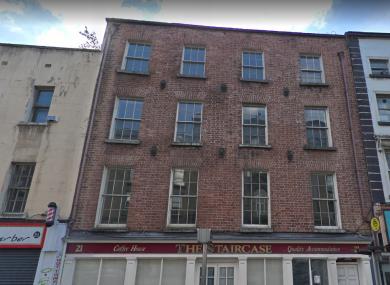 21 Aungier Street in Dublin.