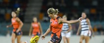 GWS Giants star Cora Staunton.