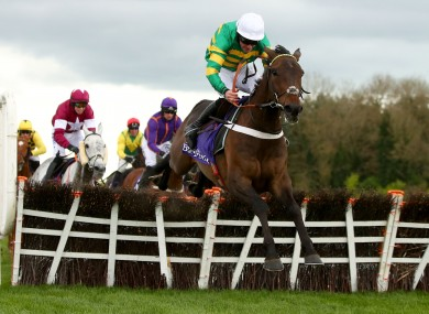 Buveur D'Air and Davy Russell.