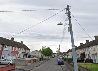 Lough Conn Road, Ballyfermot