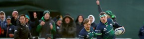 Connacht stare down the barrel of defeat, but dig out miraculous win