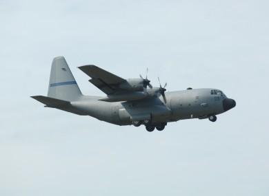 C-130 Plane (File Photo)