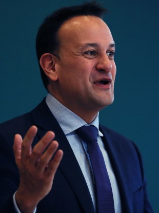 The Taoiseach said people often want to keep on dancing even after closing time.