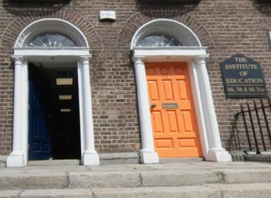 The exterior of The Institute of Education in Dublin.