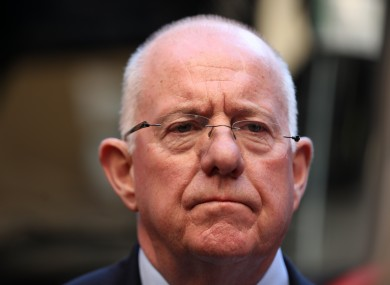 Minister for Justice Charlie Flanagan made the announcement this evening.