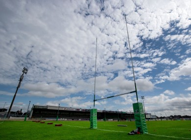 Connacht's Sportsground is set for a major redevelopment.