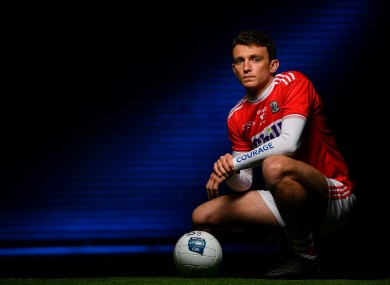 Mark Collins was in attendance at the Allianz Football League 2020 launch in Dublin.