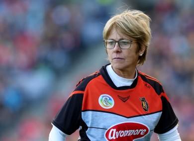 Former Kilkenny camogie manager Ann Downey.