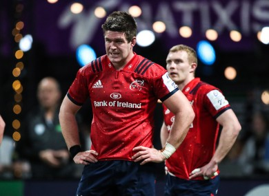 Holland is backing Munster to bounce back.