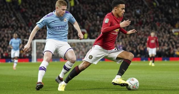 As it happened: Man United v Man City, EFL Cup semi-final