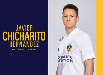 Hernandez spent 10 years in European football.