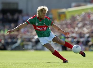 Ciaran McDonald played in three All-Ireland finals for Mayo.