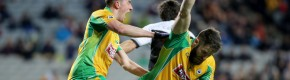 Corofin see-off Kilcoo in extra-time to complete historic All-Ireland three-in-a-row