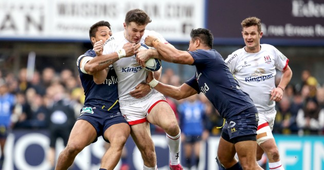 As it happened: Clermont v Ulster, European Rugby Champions Cup