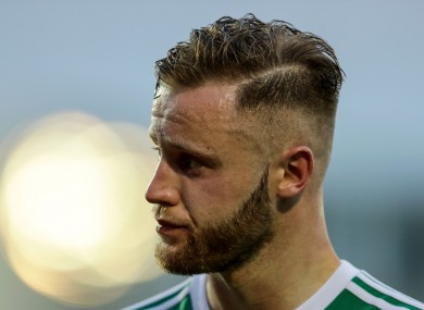 Kevin O'Connor spent 2019 with Cork City.
