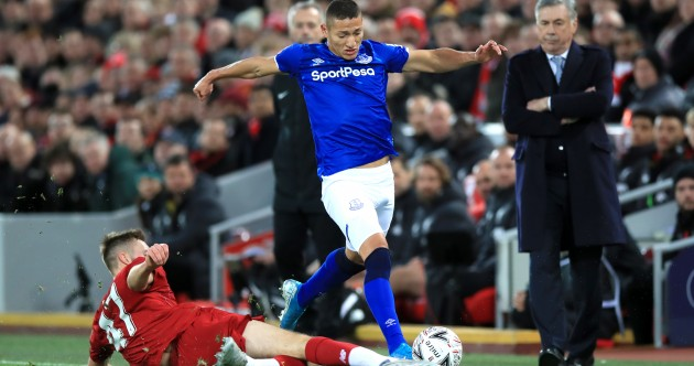 As it happened: Liverpool v Everton, FA Cup 3rd round