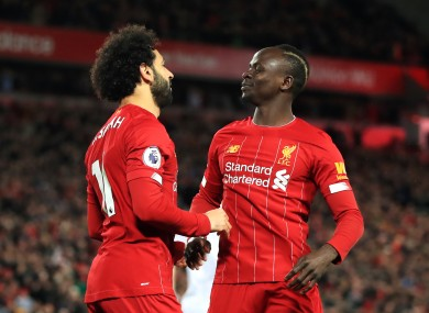 Liverpool pair Mohamed Salah (Egypt) and Sadio Mane (Senegal) are two of the biggest names to play at the African Cup of Nations.
