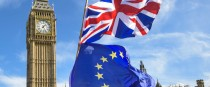 Political football: the United Kingdom is set to at last leave the European Union in the coming days.