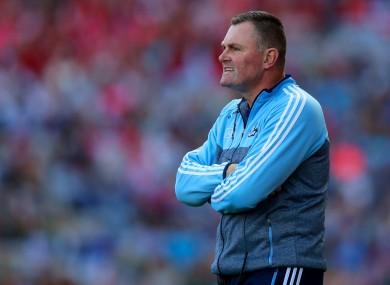 Dublin manager Mick Bohan.