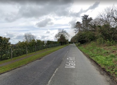A stretch of the Vale Road in Arklow.