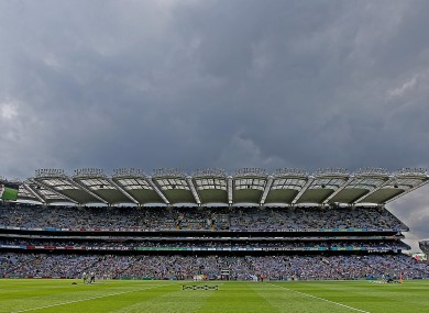 Discussions have already taken place in Croke Park.
