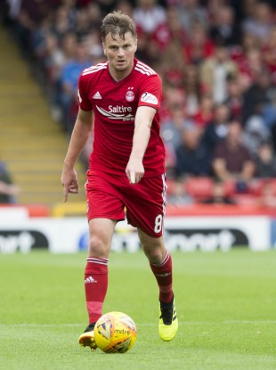 Stephen Gleeson has left Aberdeen.