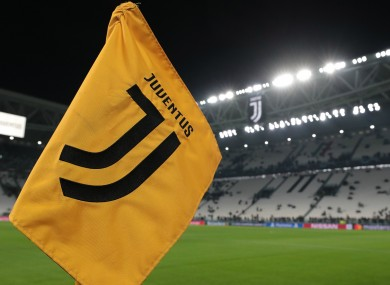 Juve's Allianz Stadium.