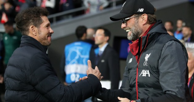 As it happened: Atletico Madrid vs Liverpool, Champions League last-16