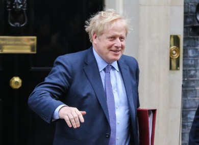 The idea of a bridge between the North and Scotland has repeatedly been championed by Boris Johnson.