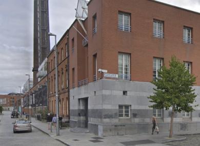 Dublin Children's Court.
