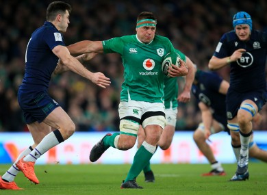 CJ Stander was man of the match.