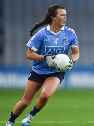 Star defender Leah Caffrey is back in action for Dublin.