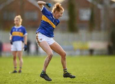 Tipperary star forward Aishling Moloney.