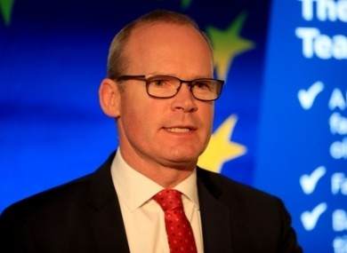 Simon Coveney said that coronavirus and Brexit have added to the necessity of forming a government.