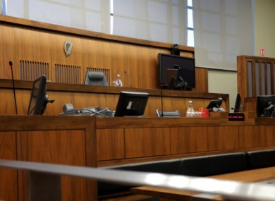 Cork Circuit Criminal Court heard that Denis O'Brien (29) has 59 previous convictions. (File photo)