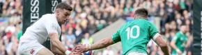 Ireland left reeling at Twickenham as outstanding England batter Farrell's men
