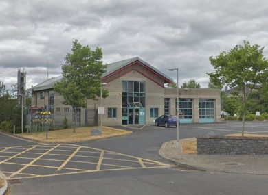 Nenagh Fire Station.
