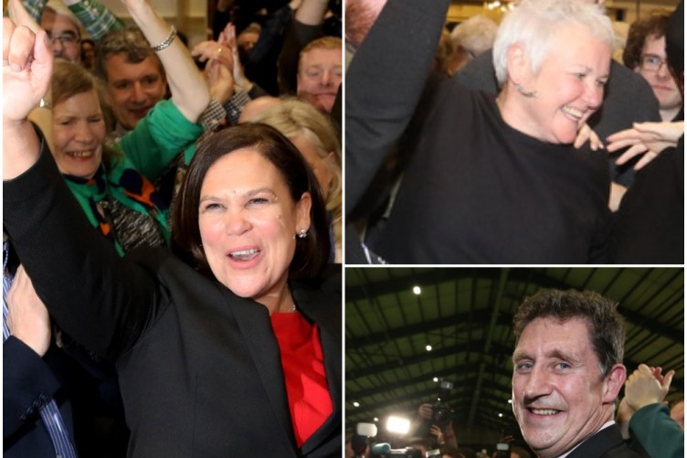Here is a complete list of all the TDs elected to the 33rd Dáil