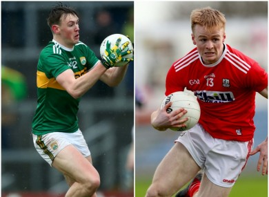 Kerry's Gavin O'Brien and Cork's Damien Gore starred for CIT.