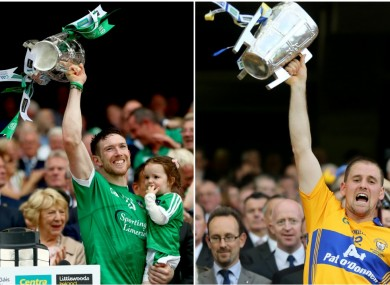 Seamus Hickey and Colin Ryan have fond memories of their time with St Flannan's.