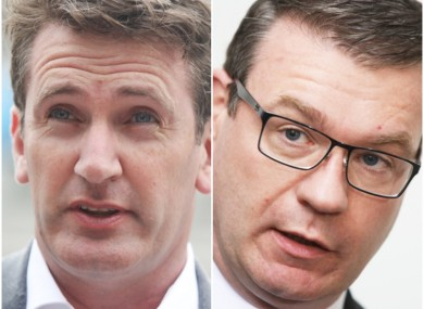 Ó Ríordáin and Kelly will battle it out to lead Labour.