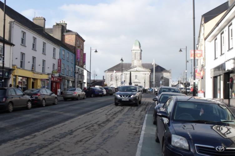 Castlerea Co. Roscommon - Irish Rail