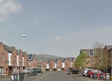 Ardglen Place, north Belfast