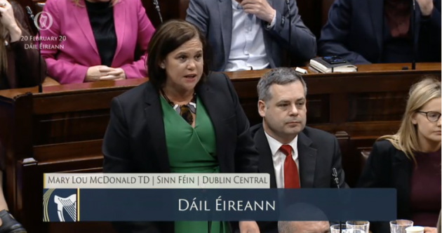 AS IT HAPPENED: No Taoiseach elected as new lineup of TDs meets for first day of Dáil