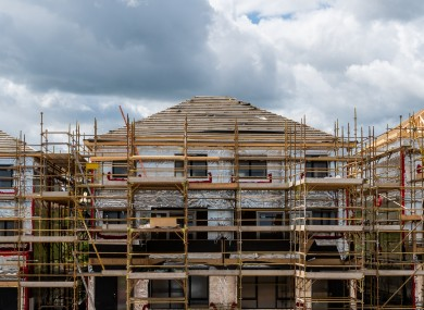 The number of property sales in Dublin fell between 2018 and 2019.