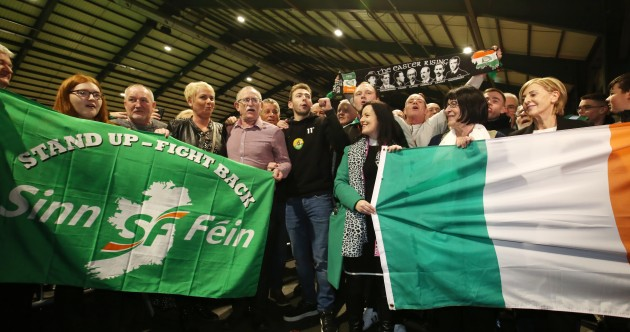 As it happened: Tallies show Sinn Féin surge as Donnchadh Ó Laoghaire becomes first TD elected to the 33rd Dáil